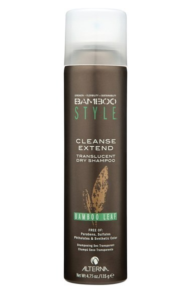 ALTERNA BAMBOO STYLE Cleanse Extend Dry Shampoo...