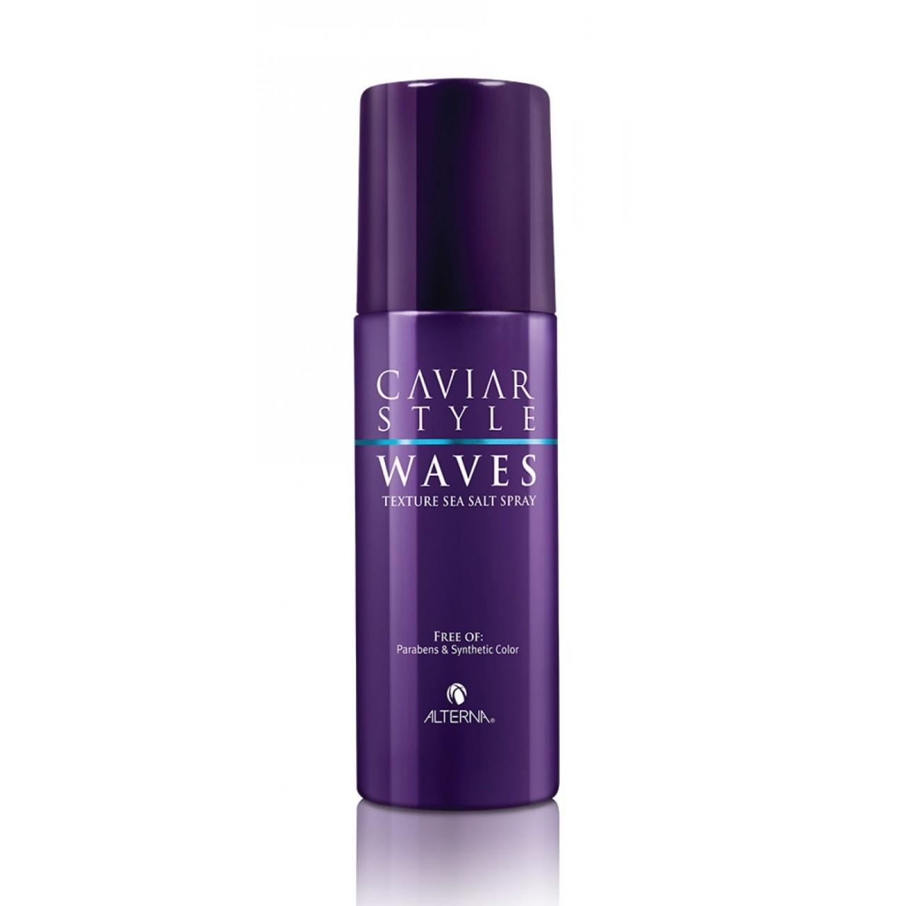 ALTERNA CAVIAR STYLE Waves Texture Sea Salt Spr...