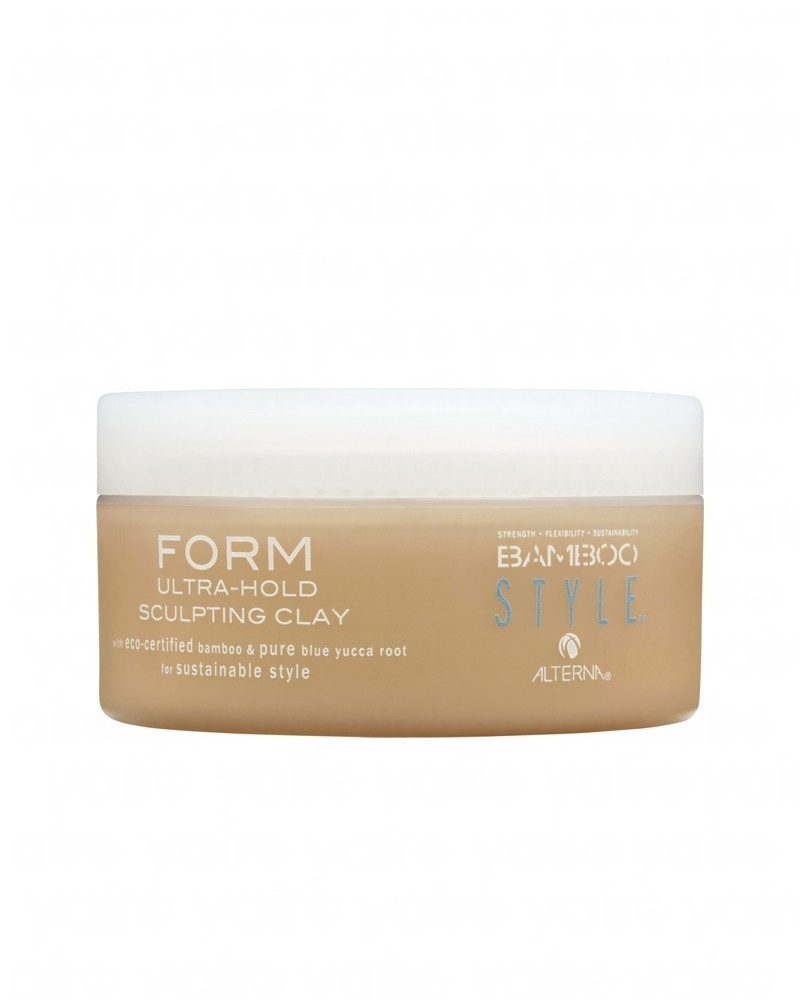 ALTERNA BAMBOO STYLE Form Ultra-Hold Sculpting ...