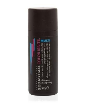 SEBASTIAN COLOR IGNITE Multi Shampoo 50ml MINI