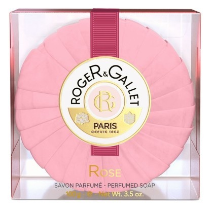 ROGER & GALLET Rose Seife Kartonbox 100g