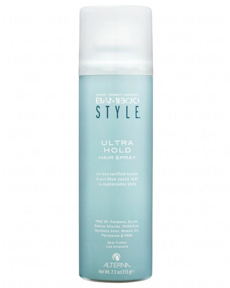 ALTERNA BAMBOO STYLE Ultra Hold Hair Spray 250ml