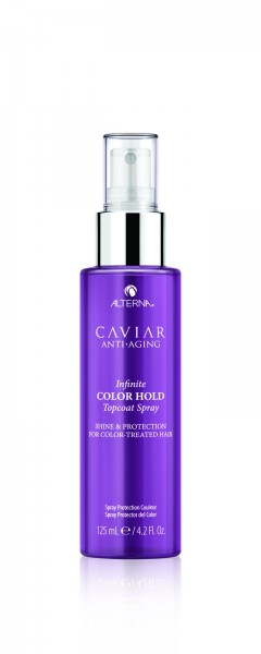 ALTERNA Caviar Infinite Color Hold Topcoat Spray 125 ml