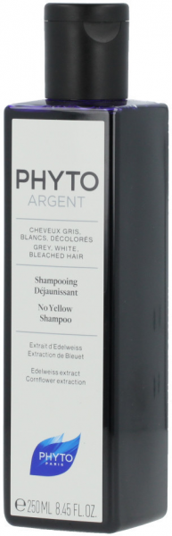 PHYTOARGENT Anti-Gelbstich-Shampoo 250 ML