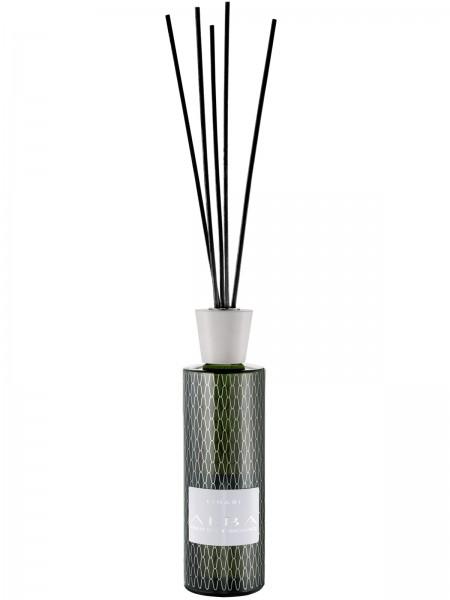 LINARI DIFFUSOR ALBA mit schwarzen Stäbchen 500ml