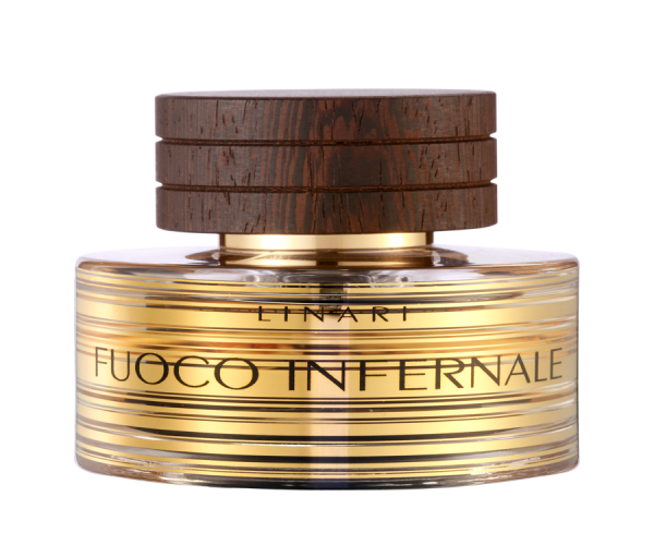 LINARI EAU DE PARFUM FUOCO INFERNALE natural spray 100ml