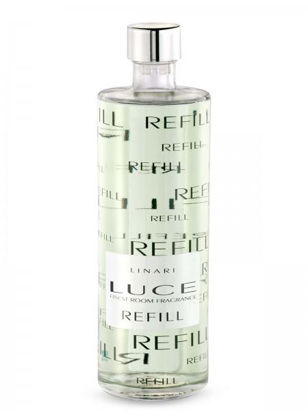 LINARI DIFFUSOR-REFILL LUCE mit hellen Stäbchen 500ml
