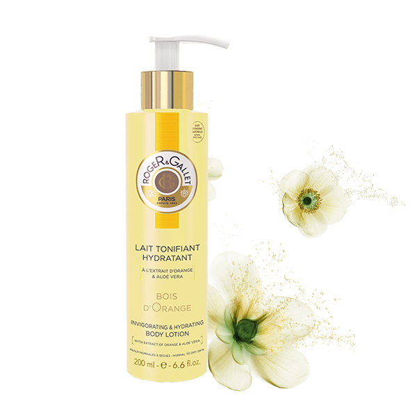 ROGER & GALLET BOIS D'ORANGE Körpermilch 200 ml