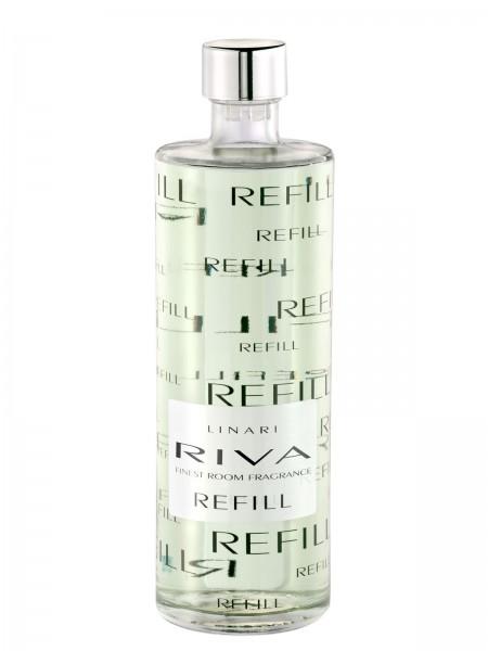 LINARI DIFFUSOR-REFILL RIVA mit schwarzen Stäbchen 500ml