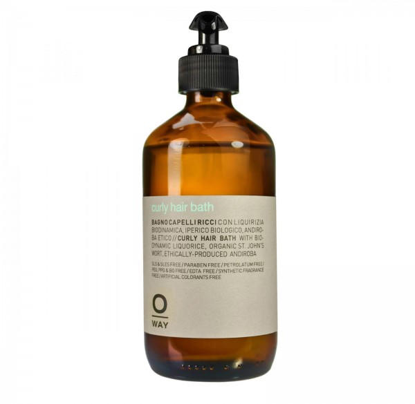 OWAY CURLY HAIR BATH 240 ML