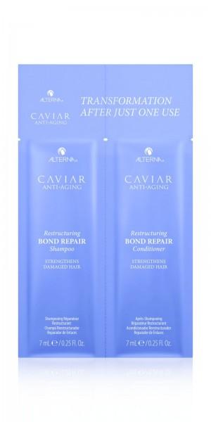 ALTERNA Caviar Restructuring Bond Repair Duo Sachets 2x7ml