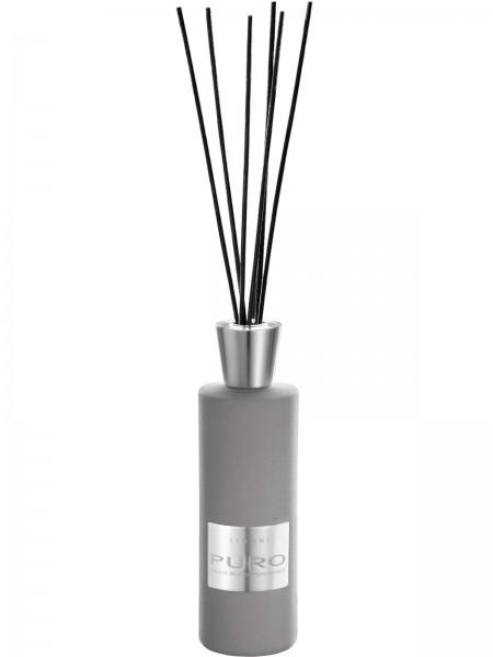 LINARI DIFFUSOR PURO mit schwarzen Stäbchen 500ml