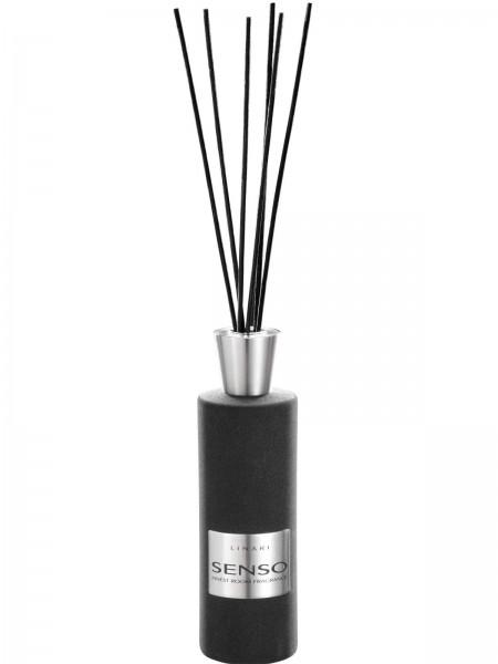 LINARI DIFFUSOR SENSO mit schwarzen Stäbchen 500ml