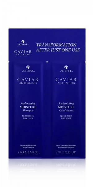 ALTERNA Caviar Replenishing Moisture Duo Sachets 2x7ml