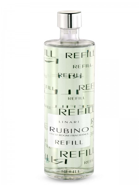 LINARI DIFFUSOR-REFILL RUBINO ART mit hellen Stäbchen 500ml
