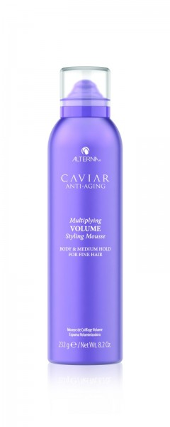 ALTERNA Caviar Multiplying Volume Styling Mousse 232g