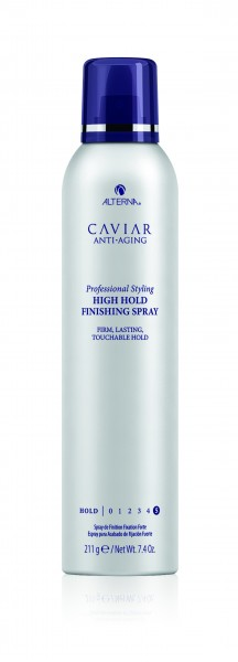 ALTERNA Caviar Professional Styling High Hold Finishing Spray 212g