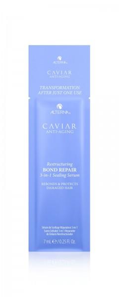 ALTERNA Caviar Restructuring Bond Repair 3-in-1 Sealing Serum Sachet 7ml