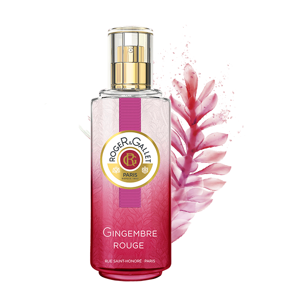 ROGER & GALLET GINGEMBRE ROUGE Duft 100 ml