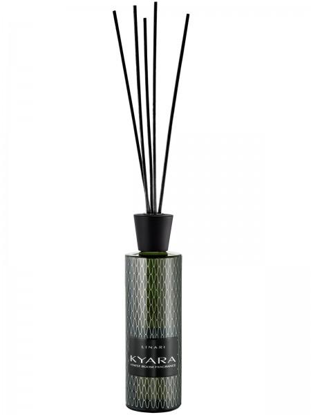LINARI DIFFUSOR KYARA mit schwarzen Stäbchen 500ml