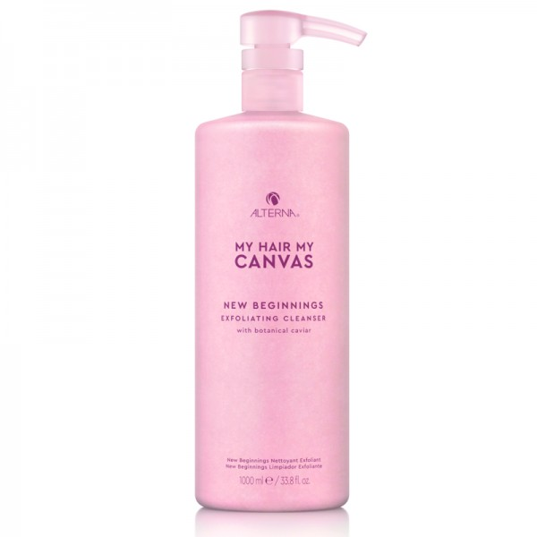 ALTERNA My Hair My Canvas New Beginnings Exfoliating Cleanser 1000 ml