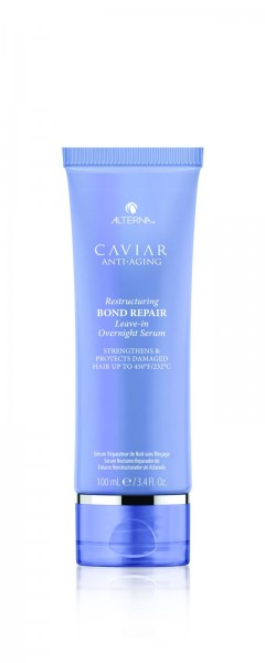ALTERNA Caviar Restructuring Bond Repair Leave-In Overnight Serum 100 ml